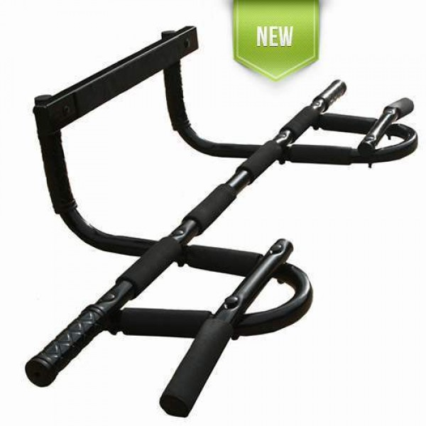 barre-traction-murale-p90x-bar-irongym-gym-musculation-fitness-abdominaux-Door-Frame-Pull-Ups