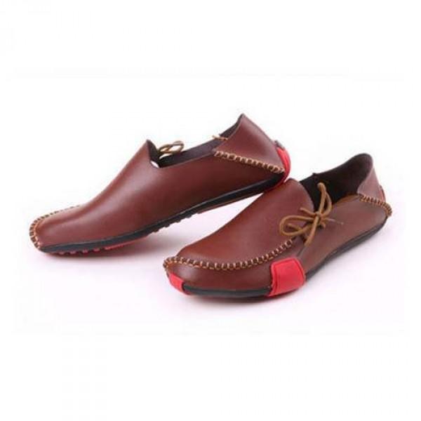 chaussures homme bateau mocassin cuir elegance luxe sport. Black Bedroom Furniture Sets. Home Design Ideas