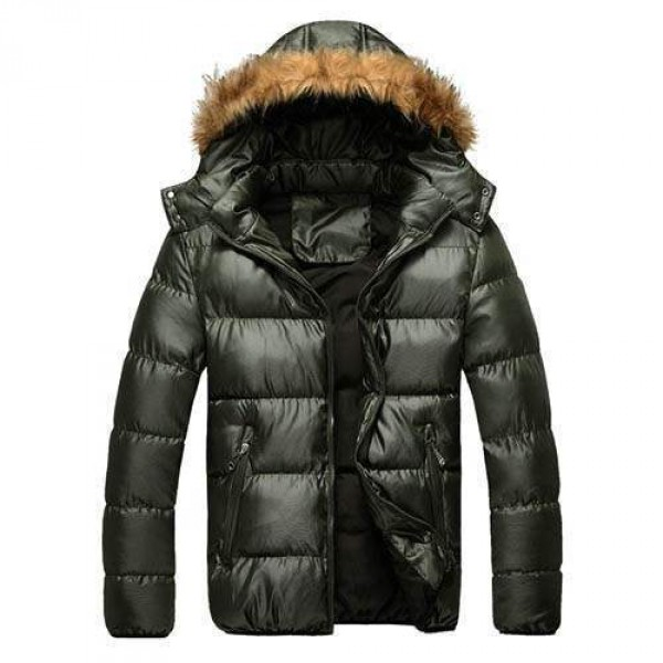 doudoune homme capuche sport chic luxe fourrure parka. Black Bedroom Furniture Sets. Home Design Ideas