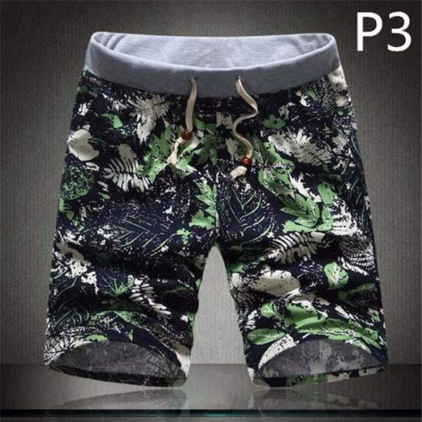 Short Bermuda Homme Cool Patchwork Hipster Paisley fashion P3
