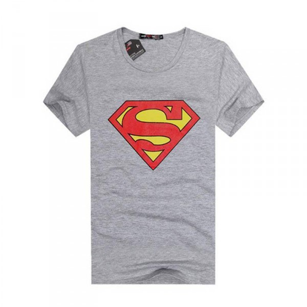T-shirt Homme manches courtes SUPERMAN printed Men Fashion Swag