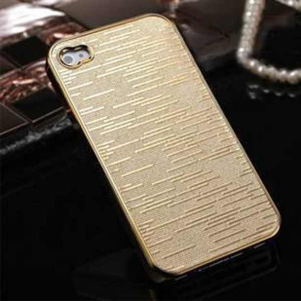 Coque iphone 4 4s 5 Bling Luxury Shiny metal collection ultimate chic