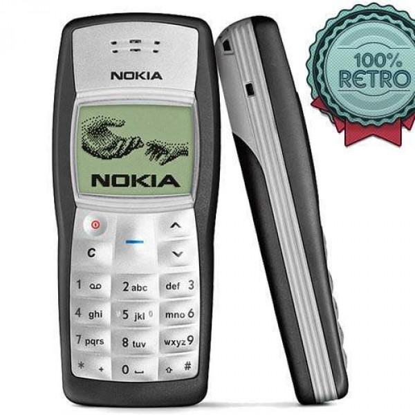 Telephone Mobile NOKIA 1100 ORIGINAL Debloque BEST SELLER Retro Oldies