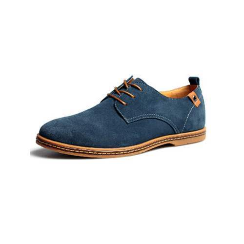 chaussures homme oxford style cuir casual confortable urban fashion. Black Bedroom Furniture Sets. Home Design Ideas