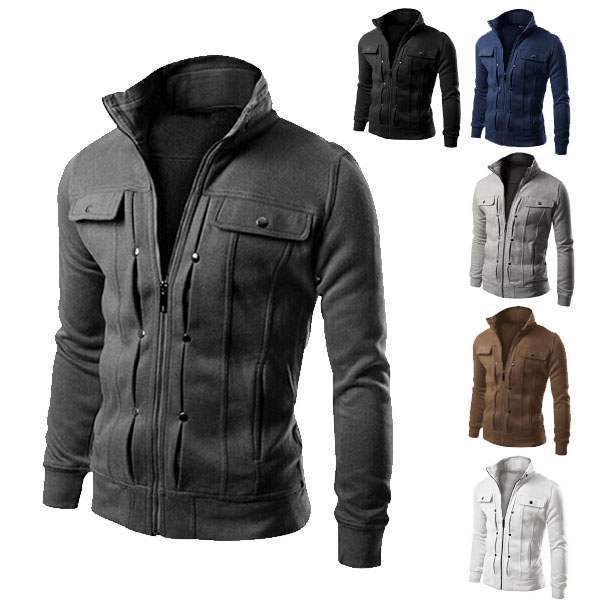 gilet sweatshirt zip homme sport elegant urban workwear. Black Bedroom Furniture Sets. Home Design Ideas