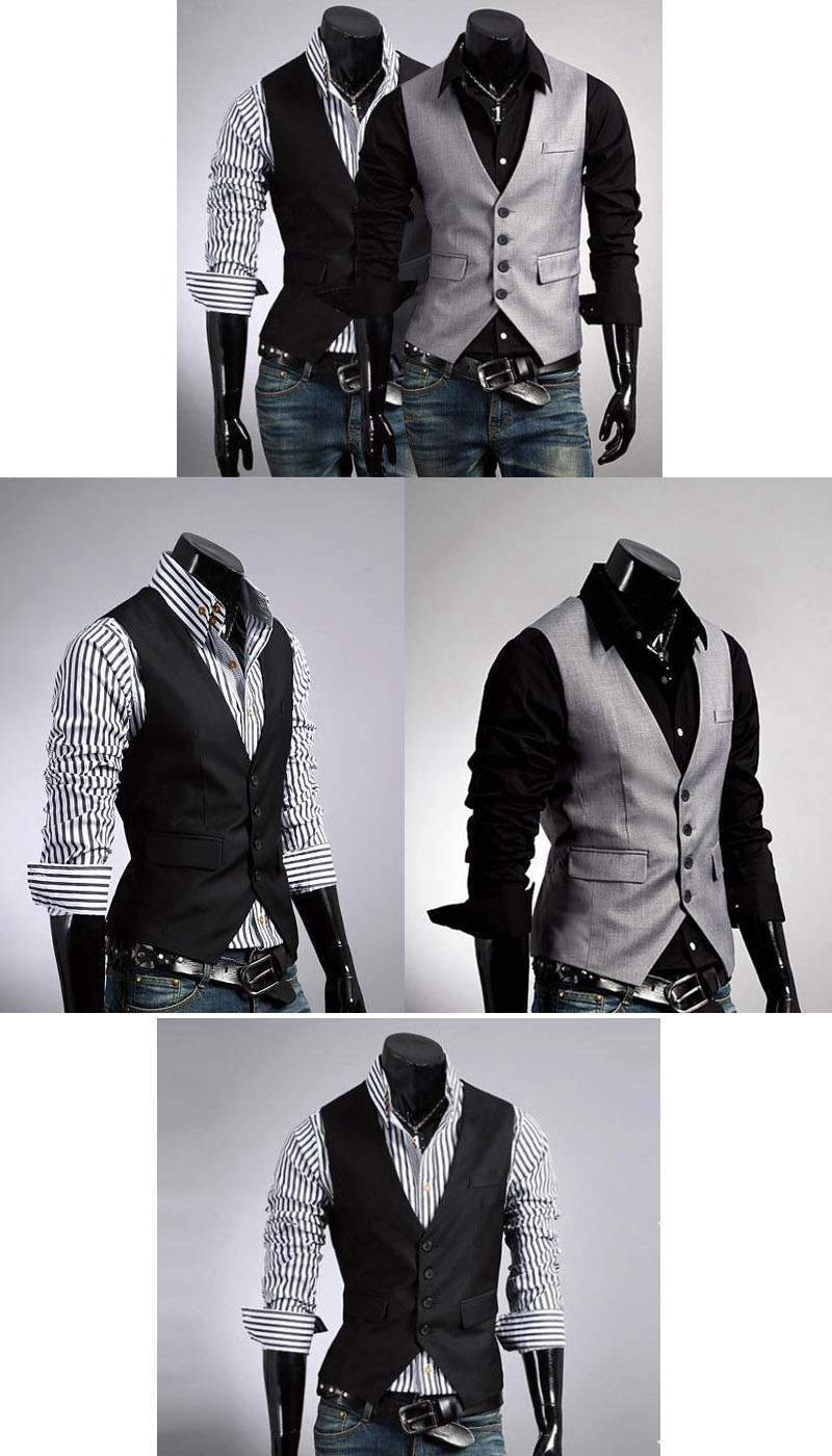 gilet veston bolero homme costume habille. Black Bedroom Furniture Sets. Home Design Ideas